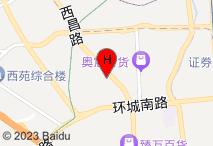 锦江之星(昆明西昌路金马碧鸡坊酒店)电子地图