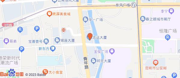 志远大厦小区地图