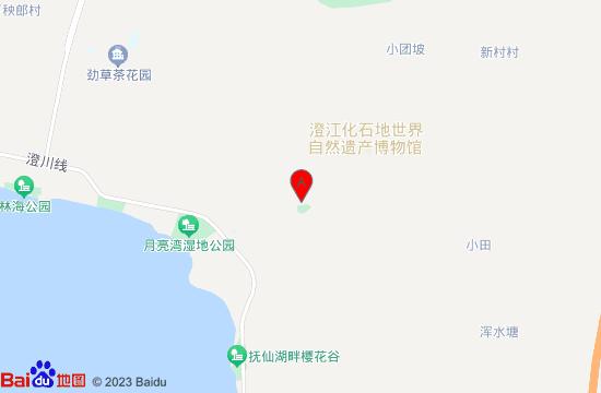 云南寒武纪小镇欢乐大世界地图