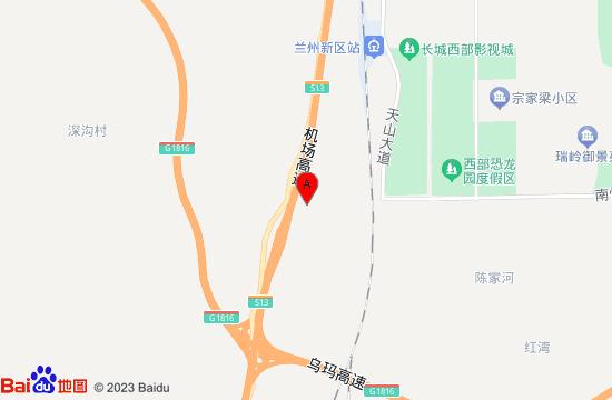 中川牡丹园地图