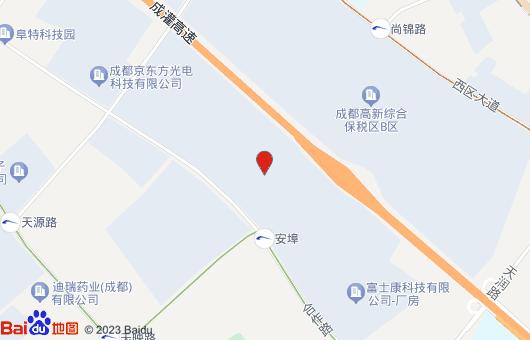 成都富士康地址在哪里
