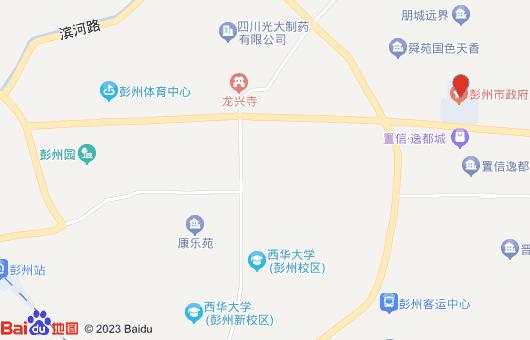 彭州地铁规划图-彭米网