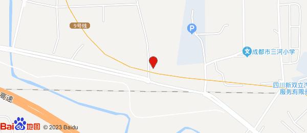武侯别墅小区地图