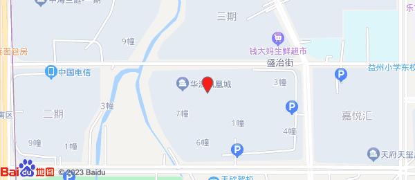 新希望国际小区地图