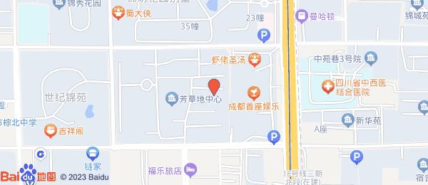 首座小区地图
