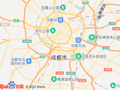 baidu Static Map
