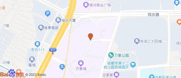 华润二十四城二期小区地图