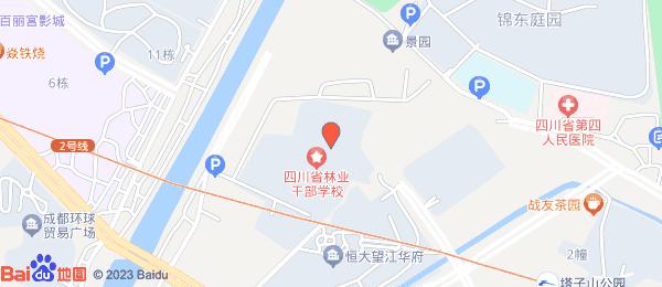 通用时代国际社区小区地图