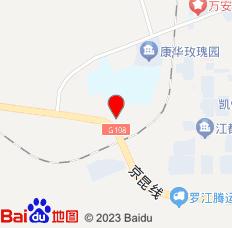 罗江县荣丽旅馆位置图