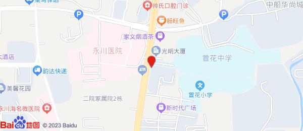 巨宇江南小区地图