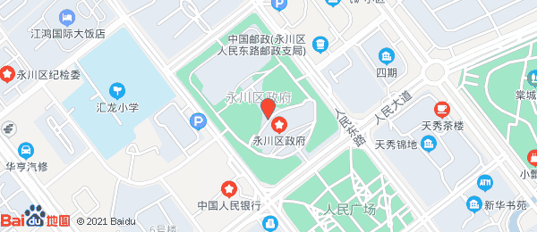 学府美墅小区地图
