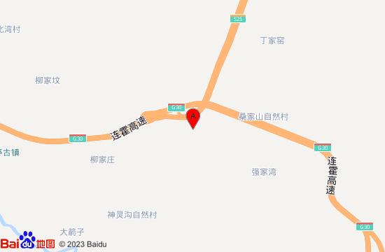 天水温泉浴庄地图