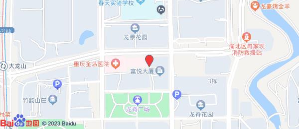 花园新村小区地图