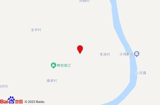 合川天龙谷地图