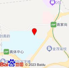 智博连锁公寓(后勤工程学院店)位置图