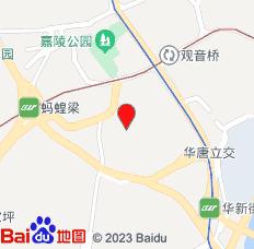 重庆星星公寓位置图