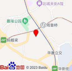 重庆同福客栈位置图