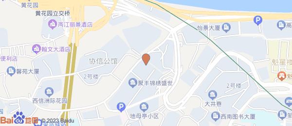 聚丰锦绣盛世小区地图