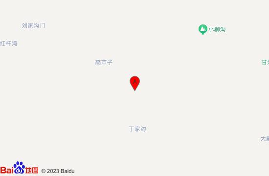 宝鸡大水川地图