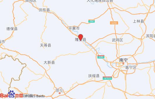 隆安旅游景点