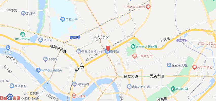 南宁火车站 - 南宁自助游攻略