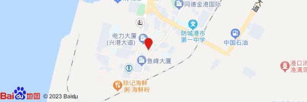 [防城港旅游景点] 防城港蝴蝶岛风景区