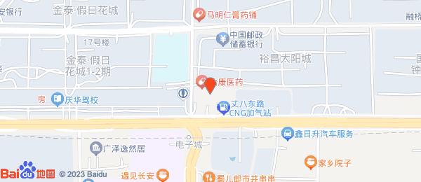 裕昌太阳城小区地图