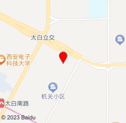 西安铁通游泳馆(铁通商务酒店贵宾楼)