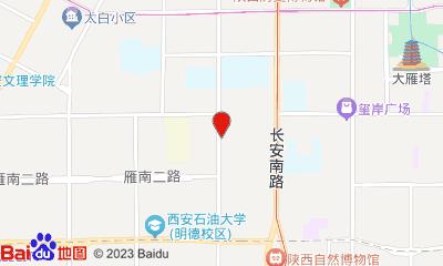 博纳国际影城新天地店周边地图