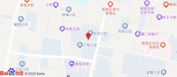 机关小区小区地图