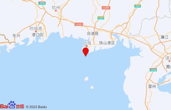 从北海怎么去涠洲岛