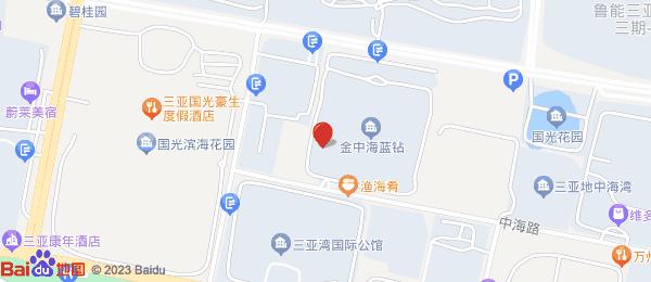 金中海蓝钻