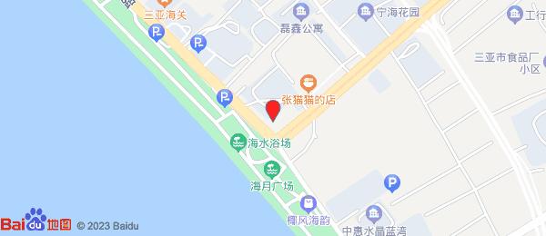 金凤凰海景公寓小区地图