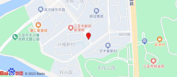 丽冠雅居小区地图