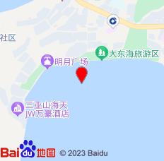 东海明珠家庭旅馆位置图