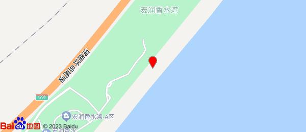 富力湾  独栋半山豪宅别墅 正面观海 纯地上三层 现房-室外图-1
