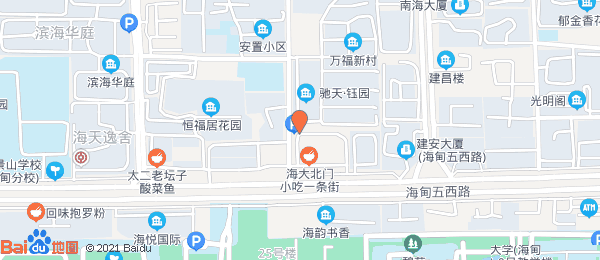驰天钰园小区地图