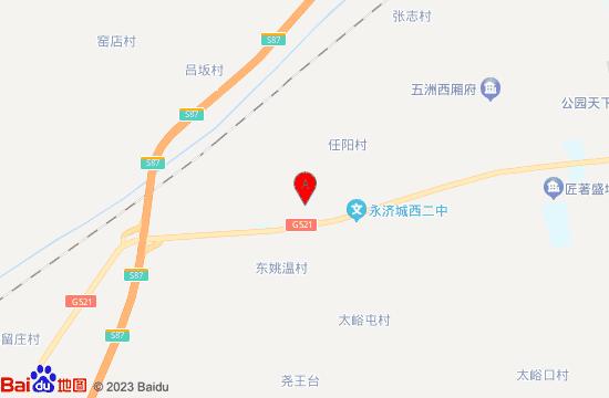 永济葫芦园地图