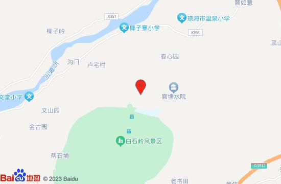 官塘泉美温泉地图