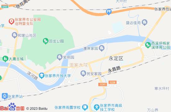 张家界国聪民俗博物馆在哪里,怎么走?