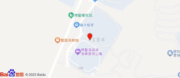 博鳌碧桂园拥有优质海岸线,细软的沙滩、湛蓝的海水高端别墅住宅-室外图-1