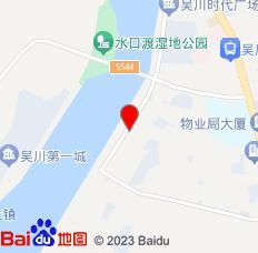 湛江农业招待所位置图