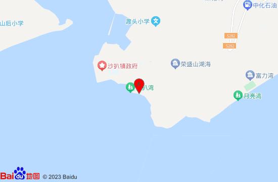 阳西沙扒湾奇乐冰雪大世界地图