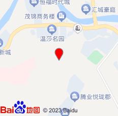 肇庆江滨旅店位置图