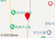 锦江之星(太原府西街店)电子地图