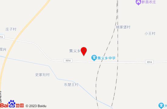太原旺聚庄园地图