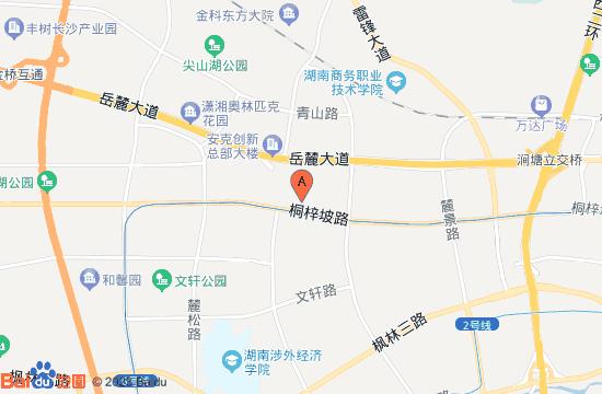 长沙V5星球水上乐园地图