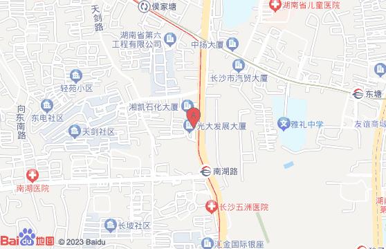 长沙美术学校地址