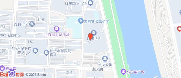 菲莎公馆小区地图