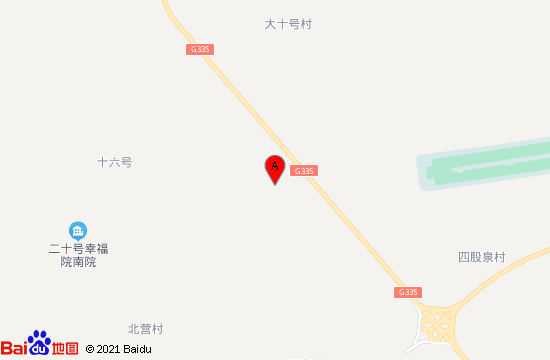 乌兰察布怡水山庄温泉地图